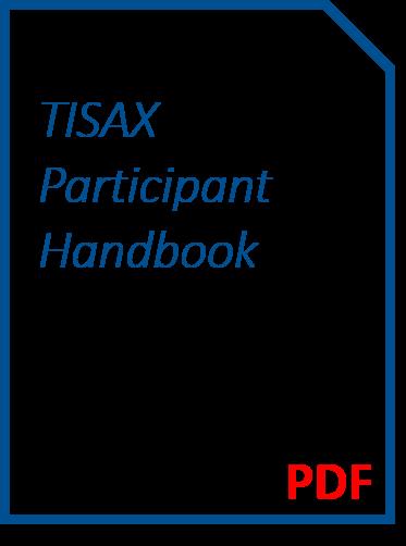 TISAX Participant Handbook Version 2.3