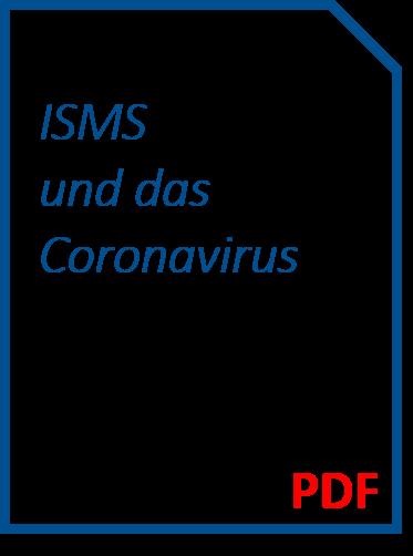 Ihr ISMS und das Coronavirus
